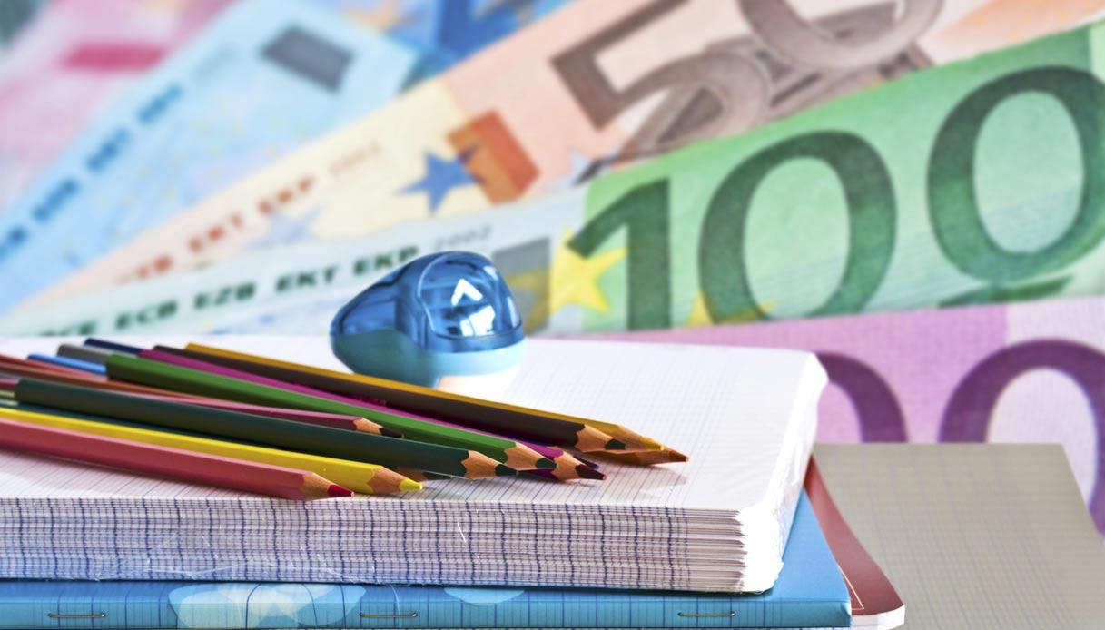 Risultati immagini per detrazione fiscale scuola